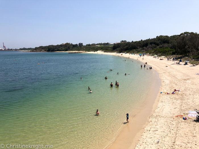 Frenchmans Beach, La Perouse, Sydney