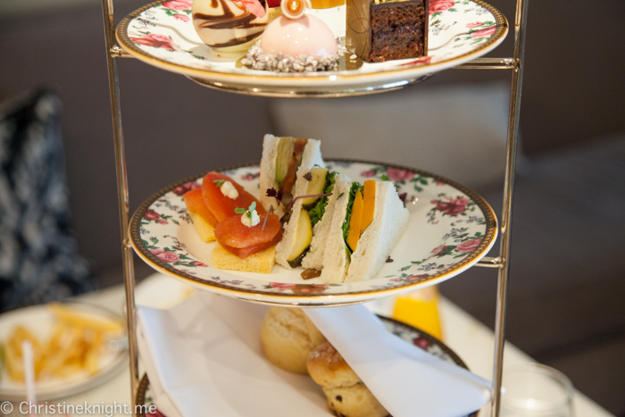 The Langham, Melbourne, High Tea