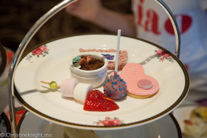 The Langham, Melbourne, Peppa Pig High Tea