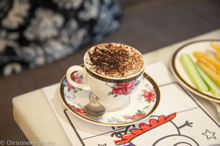 The Langham, Melbourne, High Tea