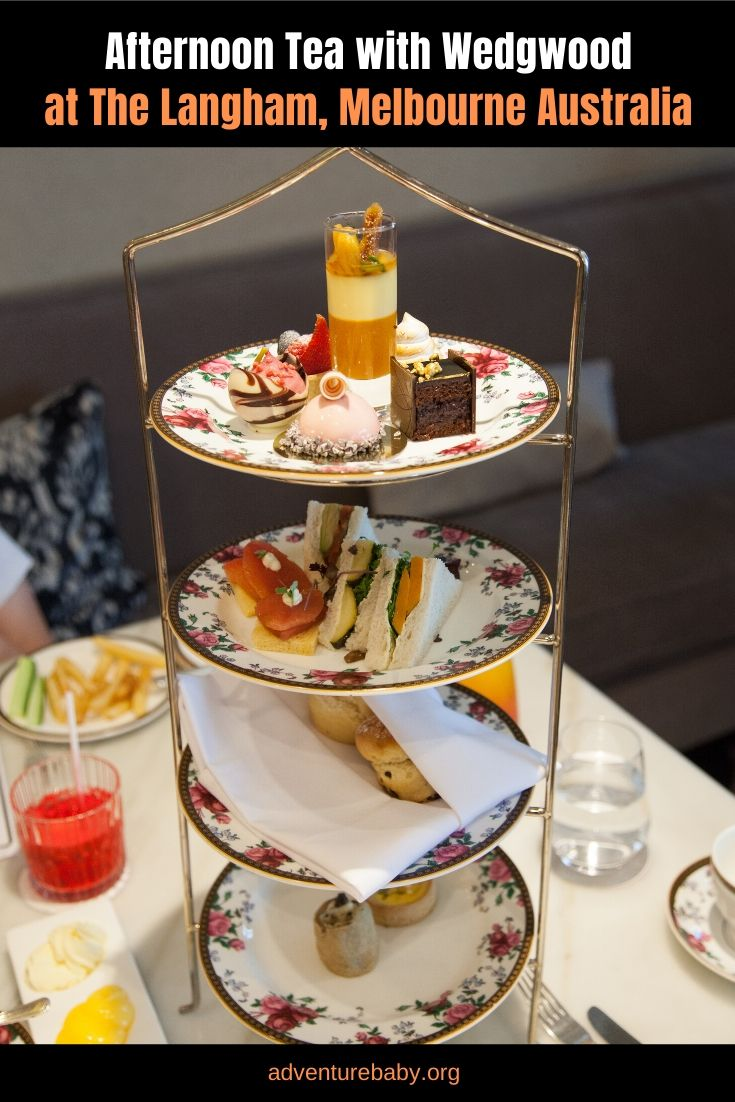Langham High Tea Melbourne