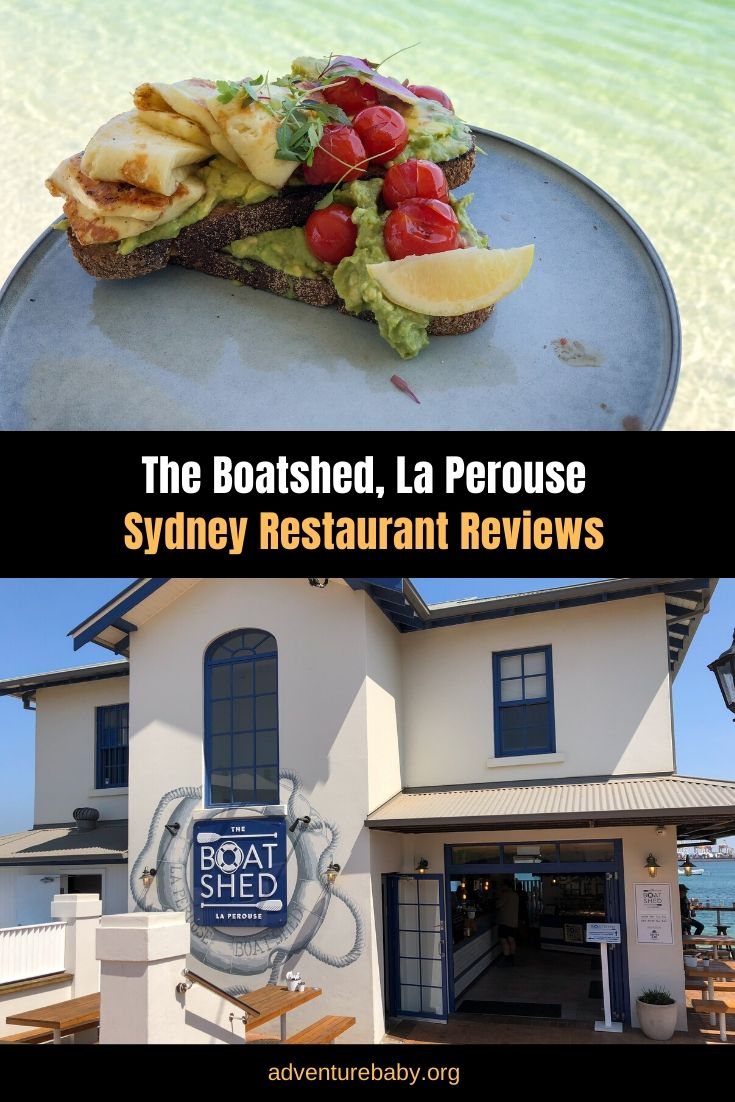 The Boatshed, La Perouse, Sydney