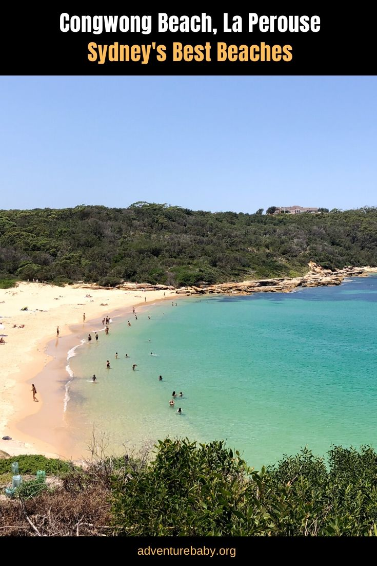 Tips for visiting Congwong Beach La Perouse Sydney
