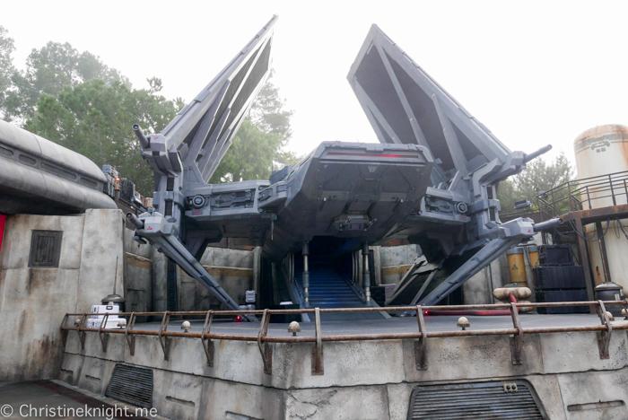 Galaxy's Edge, Disneyland California