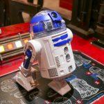 Building Droids at the Droid Depot Star Wars: Galaxy's Edge, Disneyland Resort California