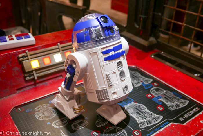 Droid Depot, Galaxy's Edge, Disneyland California