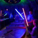Savi's Workshop Lightsaber Building Experience, Disneyland Resort California