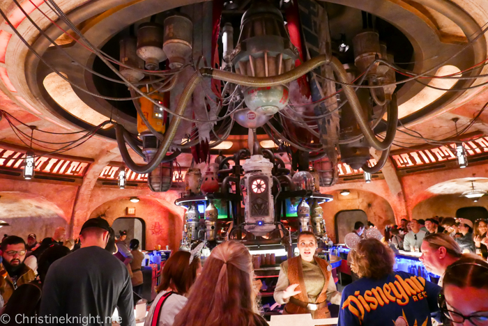 Oga's Cantina, Galaxy's Edge, Disneyland California