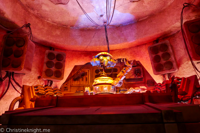 Oga's Cantina, Galaxy's Edge, Disneyland California