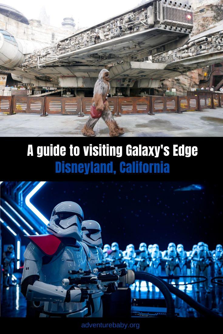 A guide to visiting Galaxy's Edge, Disneyland California