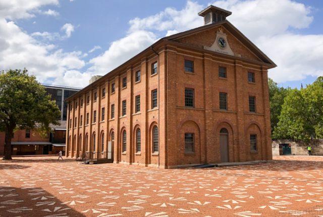 Hyde Park Barracks Sydney