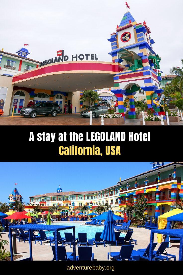 LEGOLAND Hotel California