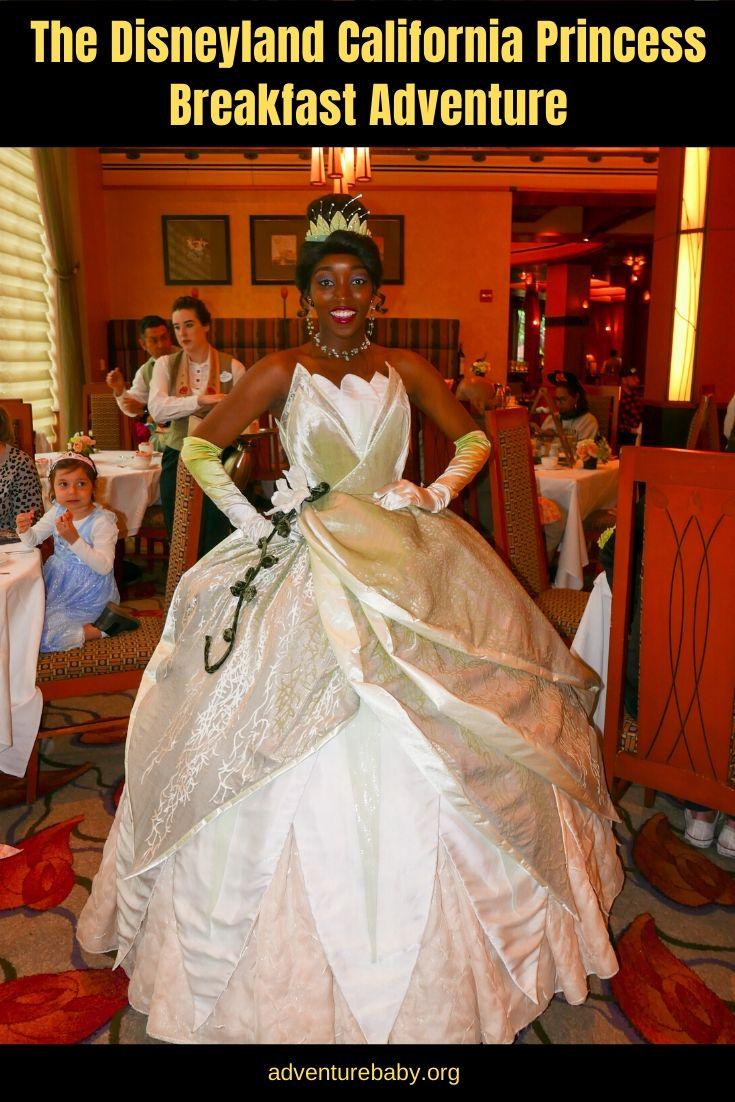 Disney Princess Breakfast Adventures