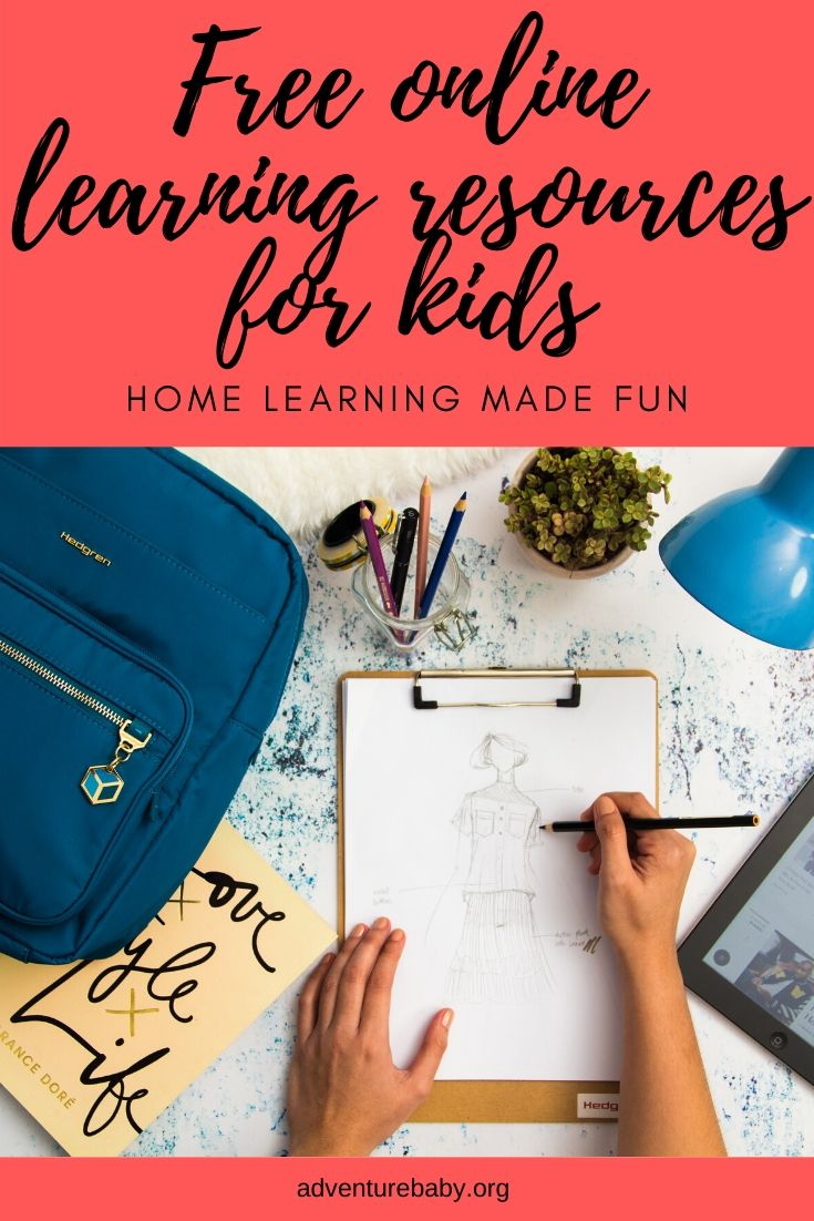 Free Online Educational Resources For Kids