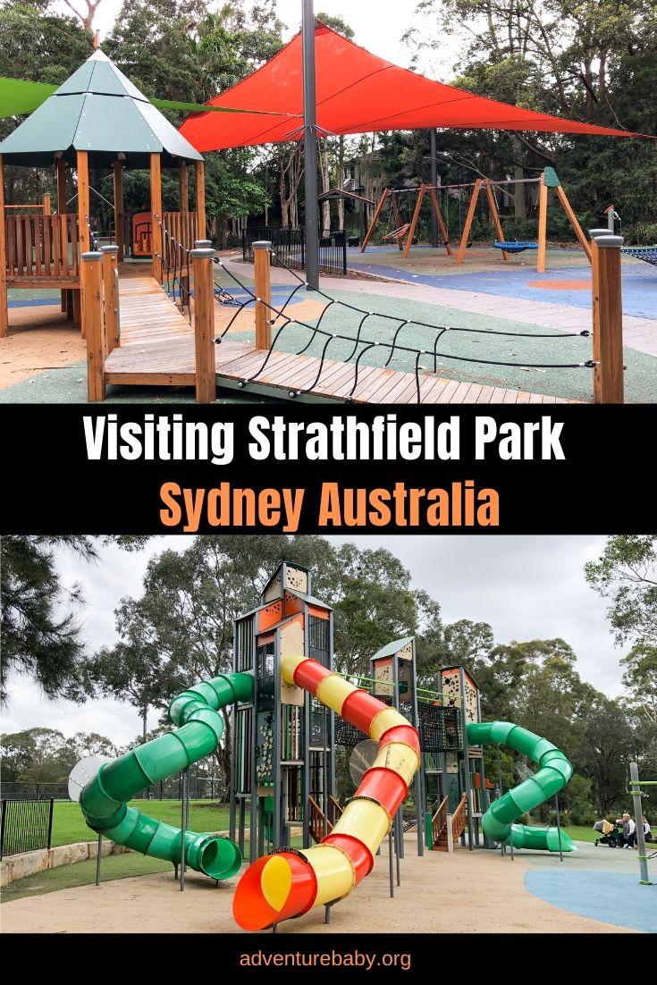 Visiting Strathfield Park
