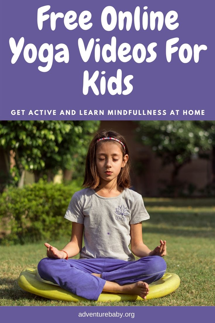 Free Online Yoga Videos For Kids