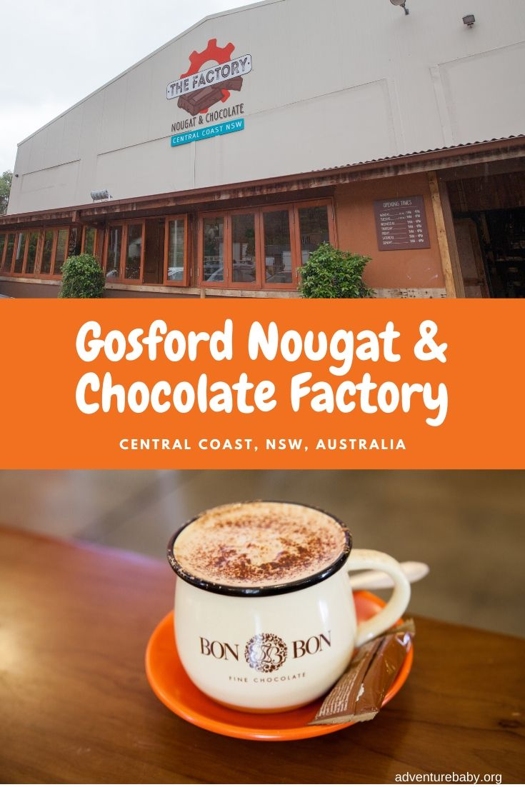 Gosford Chocolate Factory, Central Coast, NSW