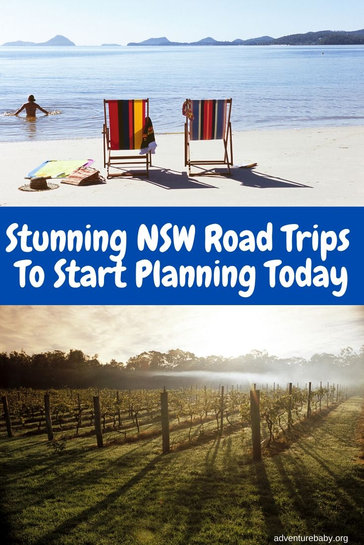 NSW Road Trips To Start Planning Today