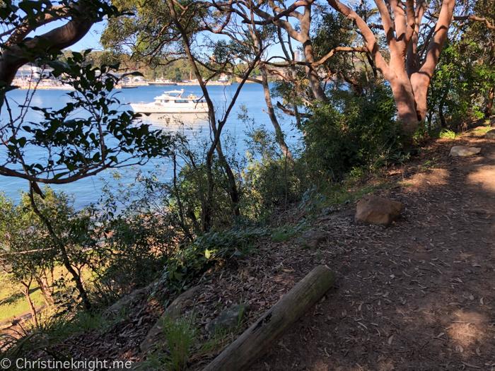 Berry Island Reserve, Sydney