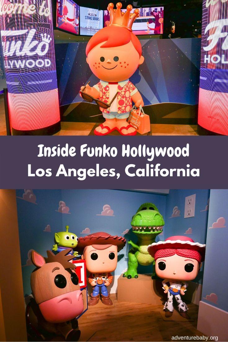 Funko Hollywood, Los Angeles, California