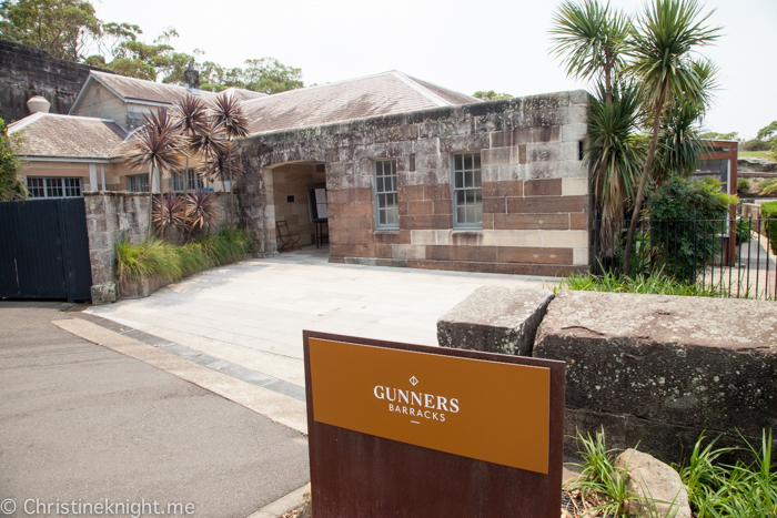 Gunners' Barracks, Sydney