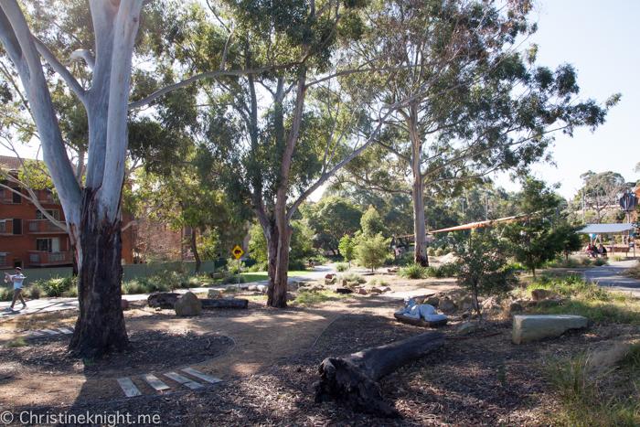 Jubilee Park Addventure Playground, Mortdale, Sydney
