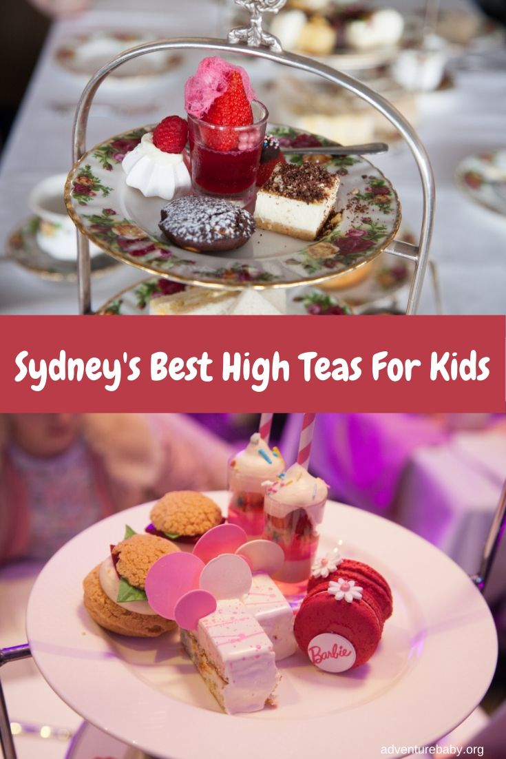 Kids High Tea Sydney