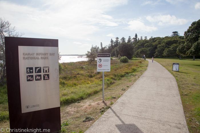 Kurnell Kamay Botany Bay National Park