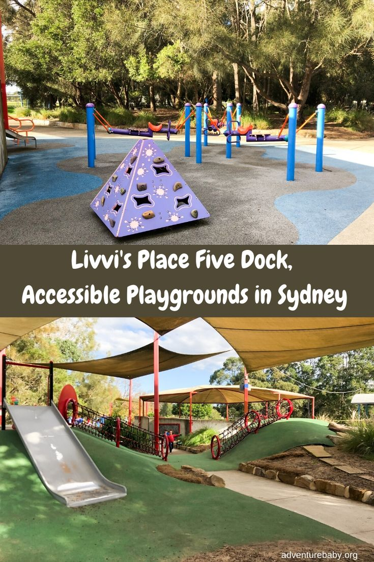 Livvi's Place Five Dock, Sydney Playgrounds