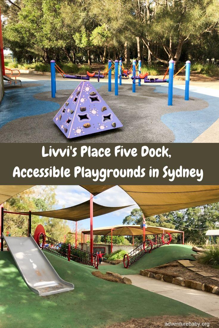 Livvi's Place Five Dock, Sydney Playgrounds