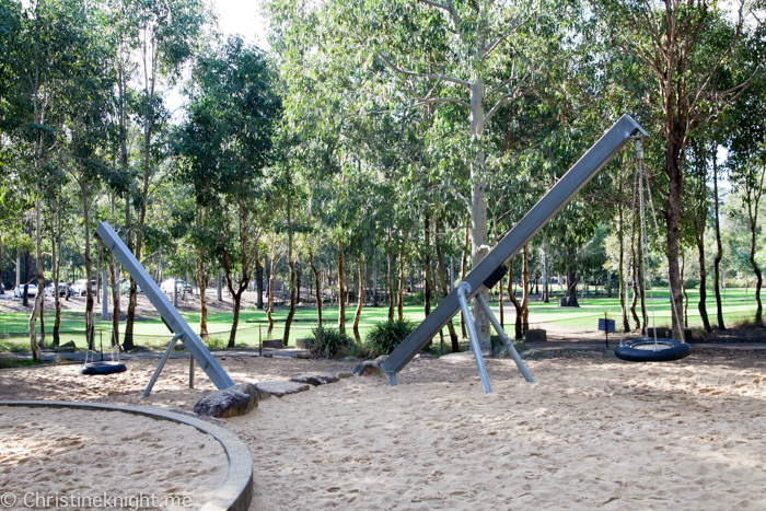 Lizard Log Park and Playground