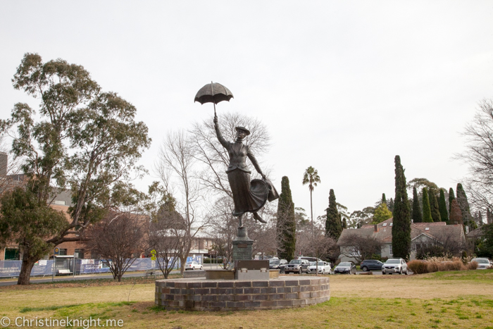 Glebe Park Mary Poppins Bowral