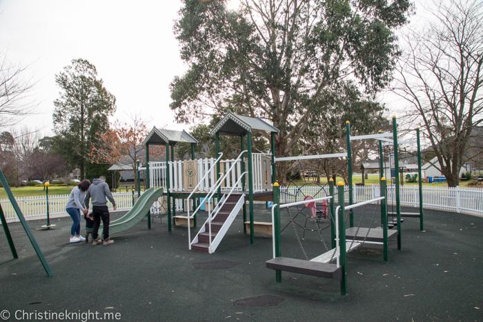 Glebe Park Bowral