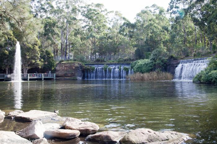 Central Gardens Merrylands Sydney
