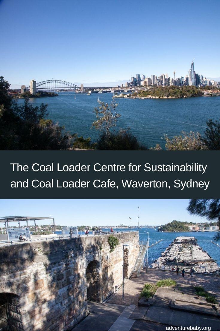 The Coal Loader Waverton Sydney