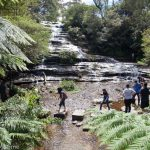 A Day At Katoomba Cascades