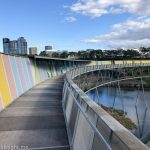 Brickpit Ring Walk at Bicentennial Park Sydney