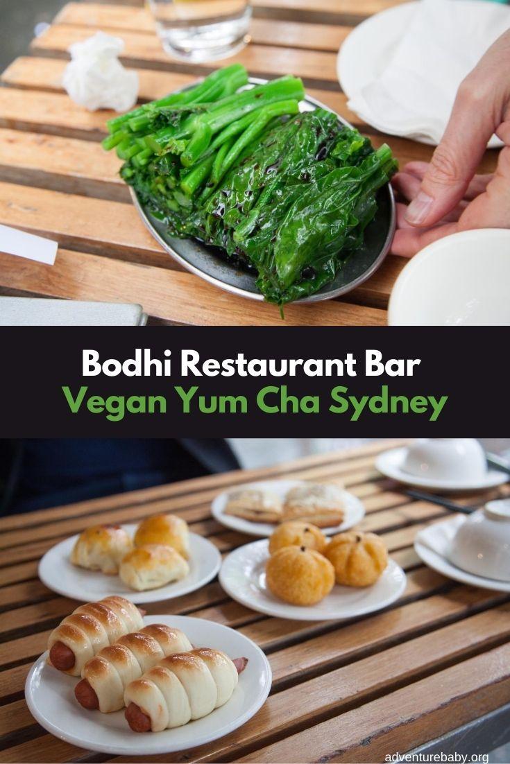 Bodhi Restaurant Bar: Vegan Yum Cha Sydney