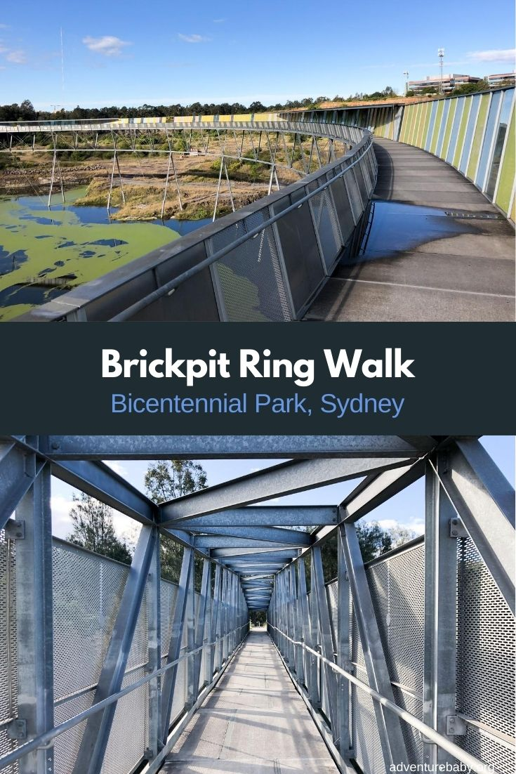 Brickpit Ring Walk, Sydney