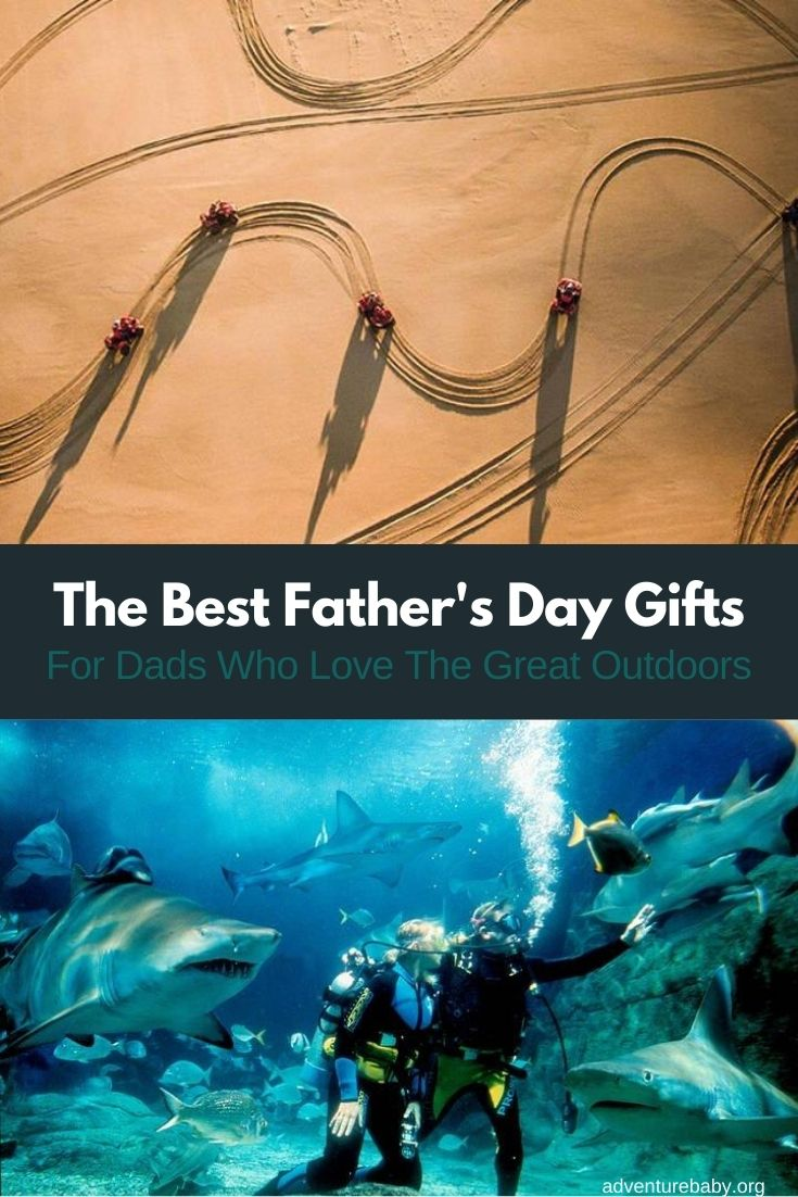 The Best Father's Day Gifts For Dads Who Love The Great Outdoors