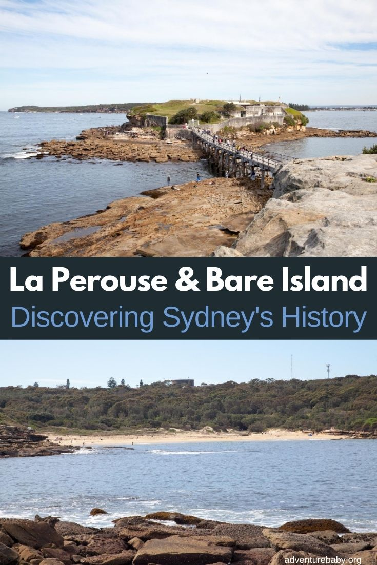 La Perouse and Bare Island, Sydney