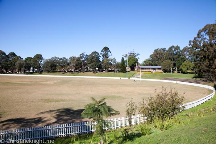 Ryde Park, Sydney