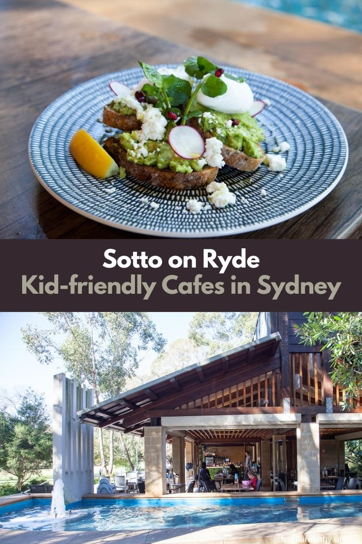 Sotto on Ryde