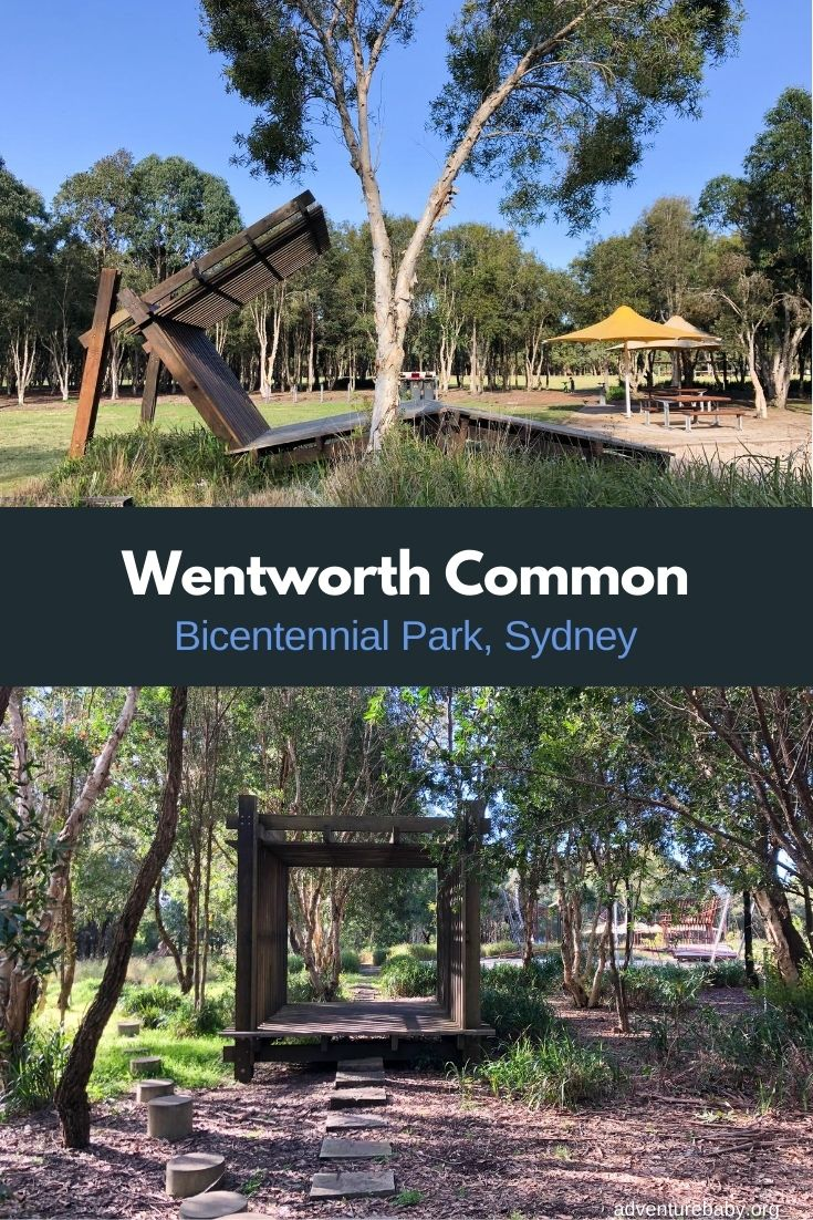 Wentworth Common, Sydney