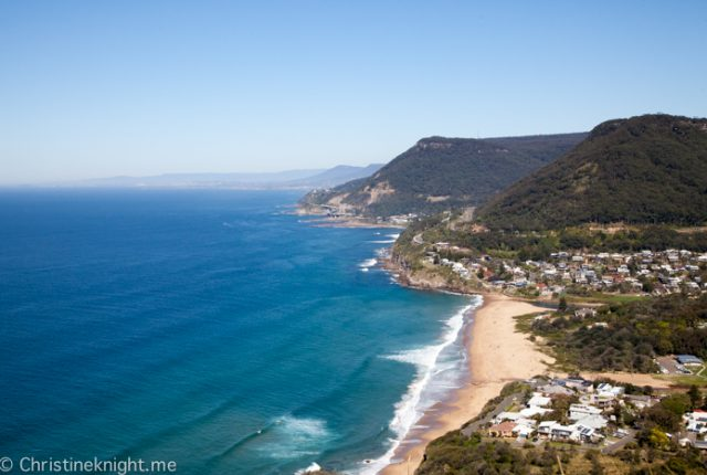 Wollongong Bald Head Lookout