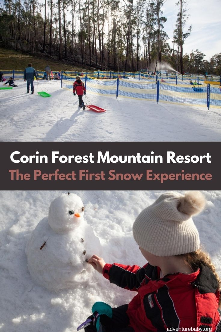 Corin Forest Mountain Resort Snow Experience