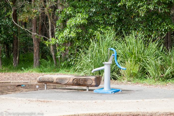 Carrs Bush Park Playground Fagan park Galston Sydney