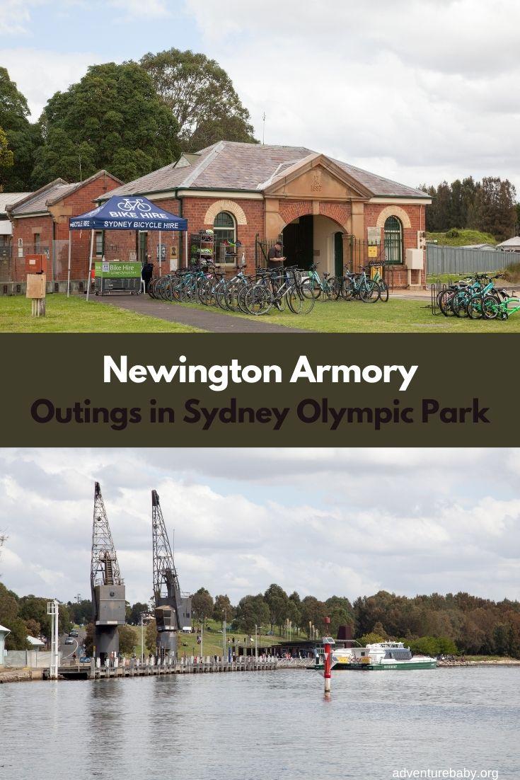 Newington Armory Sydney Olympic Park