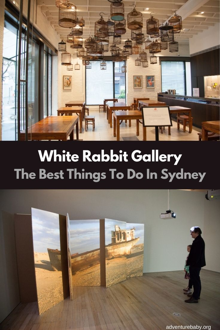 White Rabbit Art Gallery Sydney