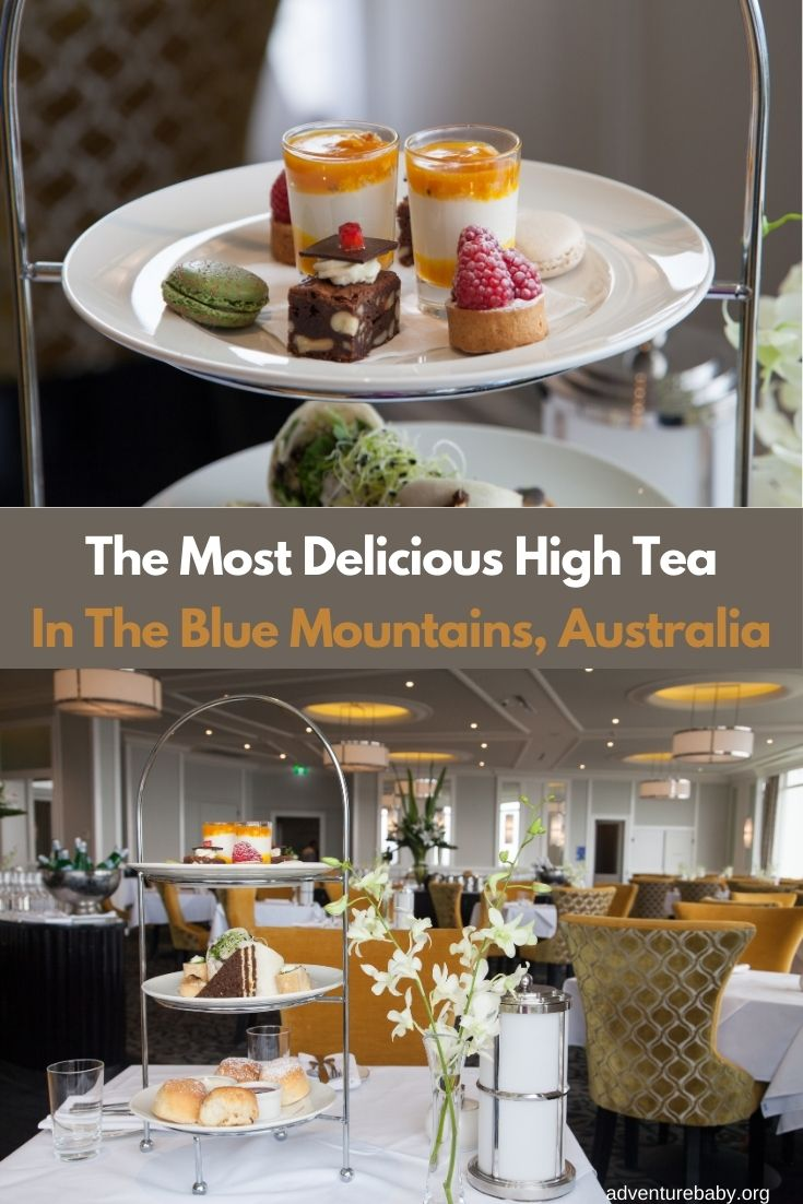 Blue Mountains High Tea Australia
